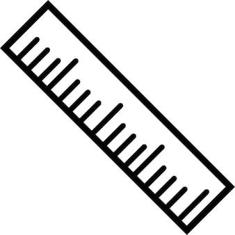 échelle, symbole ios 7 de l'interface