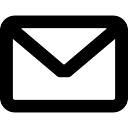 Fermé message Envelope