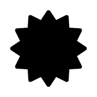 Noir starburst