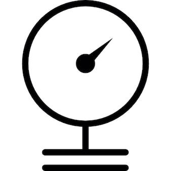 Pèse, ios symbole 7 de l'interface
