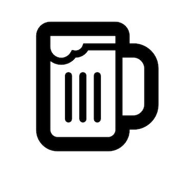 Pichet de bière