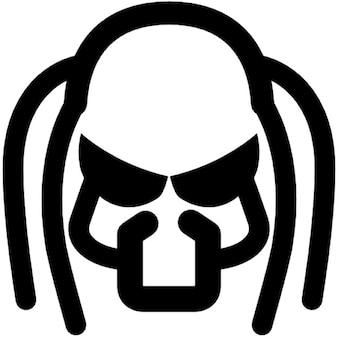 Prédateur masque