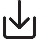 Télécharger icon, symbole de téléchargement, télécharger vector.