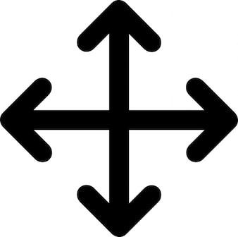 Cuatro flechas