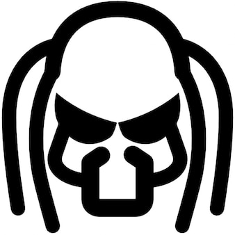 Depredador máscara
