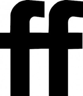 Dos letras f