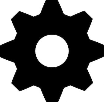 Engranaje de la máquina