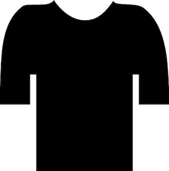 Manga corta camiseta