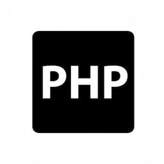 Símbolo de php
