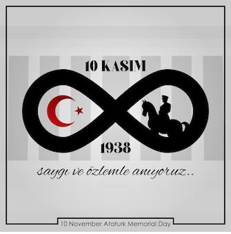 10 novembre, jour commémoratif d'atatürk