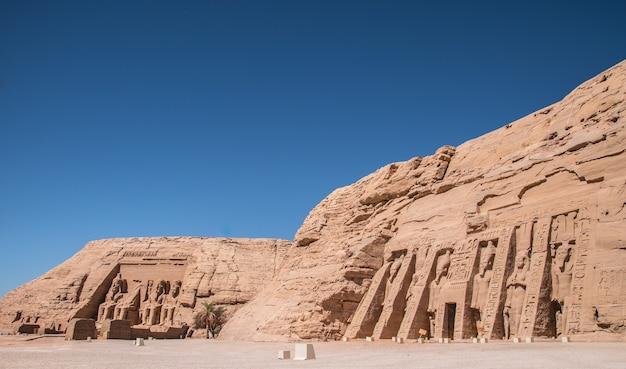 2 temples d'abimbimbel