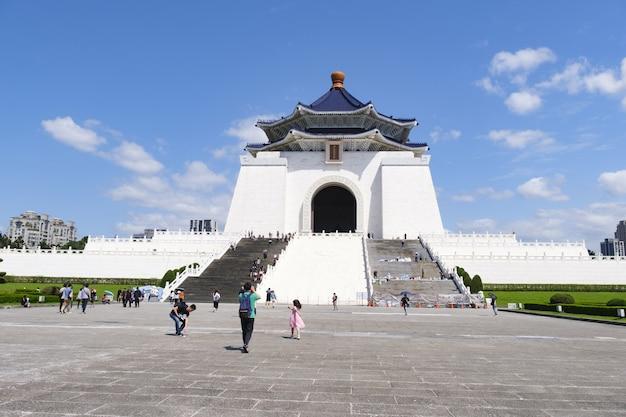 3 mai 2019 : mémorial de chiang kai-shek à taipei taiwan.