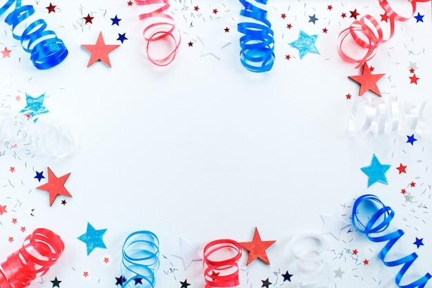 4 juillet. jour de l'indépendance américaine