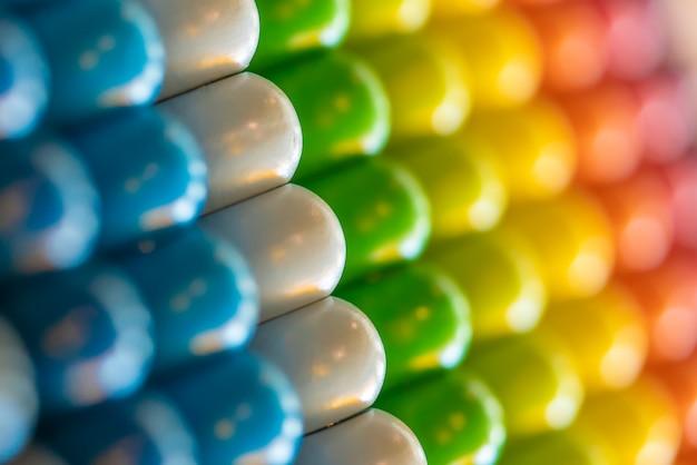 Abacus pour mathématiques de comptage de base