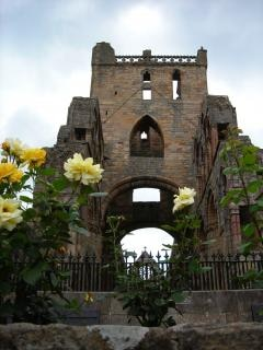Abbaye de jedburgh