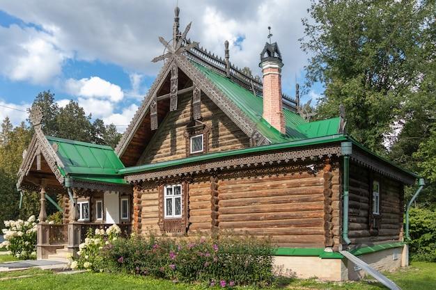 Abramtsevo russie région de moscou