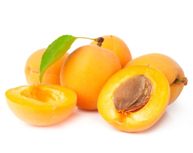 Abricot de groupe