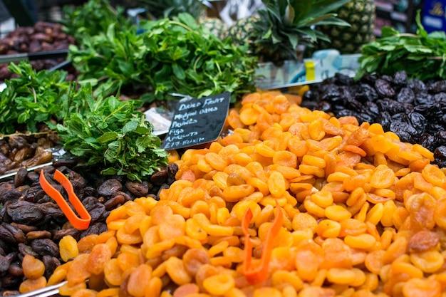 Abricots secs à vendre