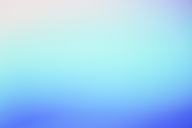 Abstrac défocalisé dégradé bleu