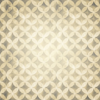 Abstract grunge beige cercles qui se chevauchent de fond. texture dessinée à la main à l'aquarelle. éléments en forme de sphère géométrique aquarelle. avec un espace pour le texte.