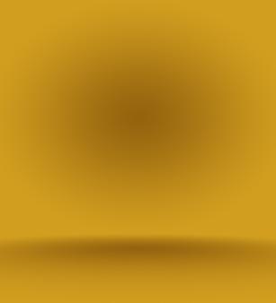 Abstract luxury gold studio bien utiliser comme arrière-plan, mise en page et pr