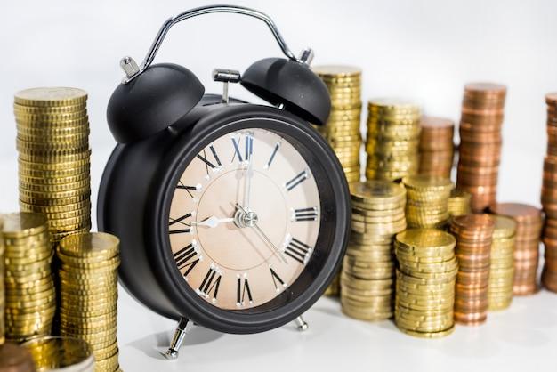 Abstraction de temps et d'argent.