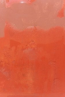 Abstrait acrylique dégradé orange