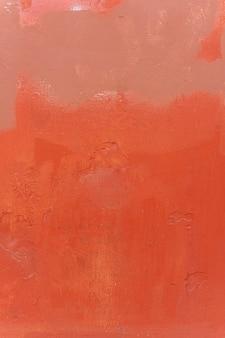 Abstrait acrylique dégradé orange