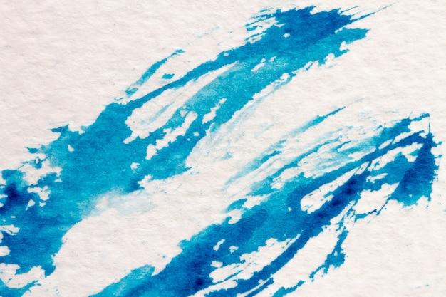 Abstrait aquarelle dessiné à la main.