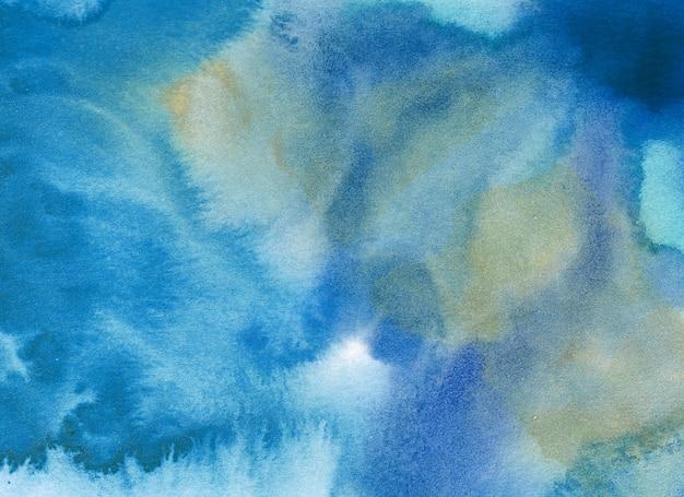 Abstrait aquarelle. illustration peinte à la main