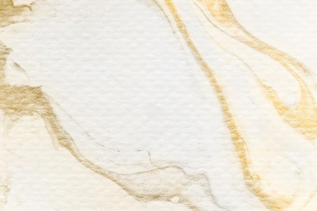 Abstrait aquarelle or