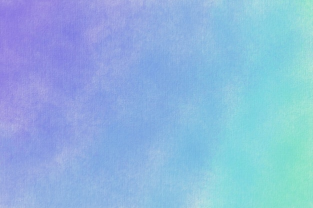 Abstrait aquarelle pastel peint à la main. aquarelle taches colorées sur papier.