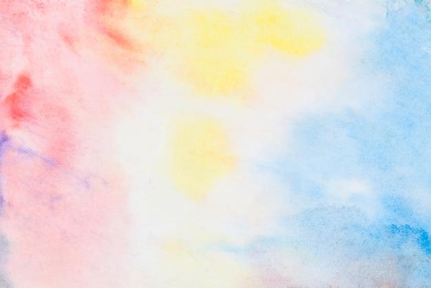 Abstrait aquarelle texturé