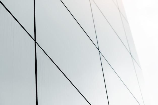 Abstrait d'architecture de gratte-ciel
