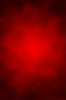 Abstrait l'arrière-plan flou est un grunge fond rouge dégradé foncé