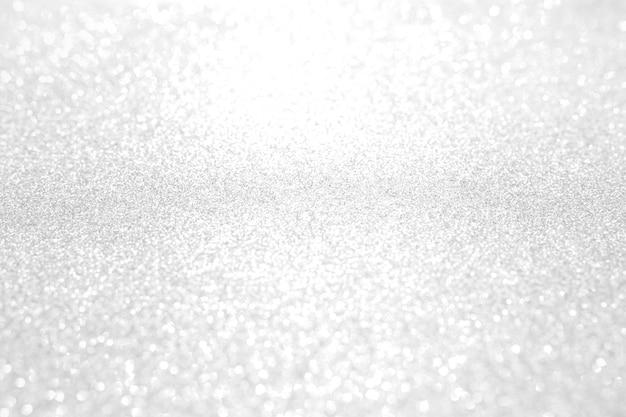Abstrait blanc argenté. art abstrait de fond de couleur noire grise et blanche.