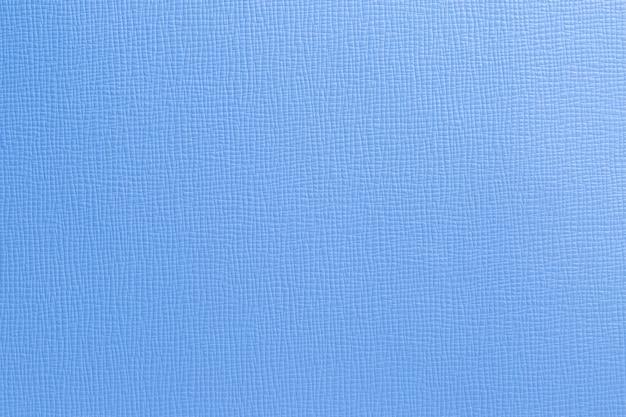 Abstrait bleu artificiel en cuir de fond de sac