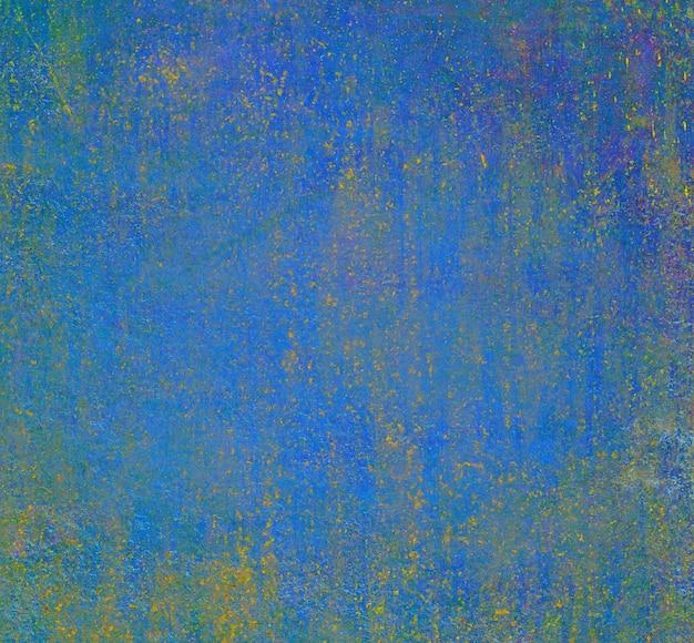 Abstrait bleu de grunge vintage élégant bleu foncé