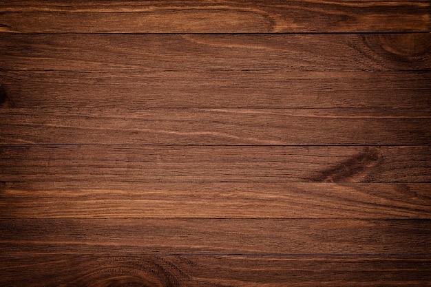 Abstrait en bois foncé, style vintage