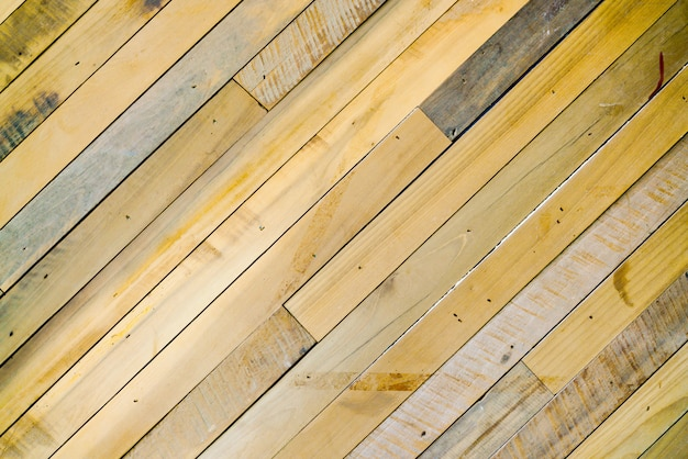 Abstrait en bois moderne