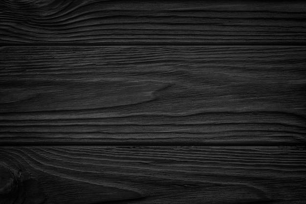 Abstrait en bois noir avec lumière et rayures, texture bois foncé