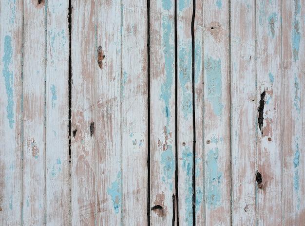 Abstrait cassé vieux fond de mur en bois pastel