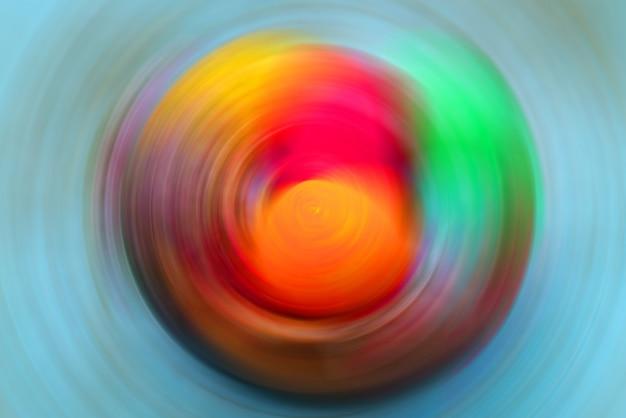 Abstrait - cercles en expansion.