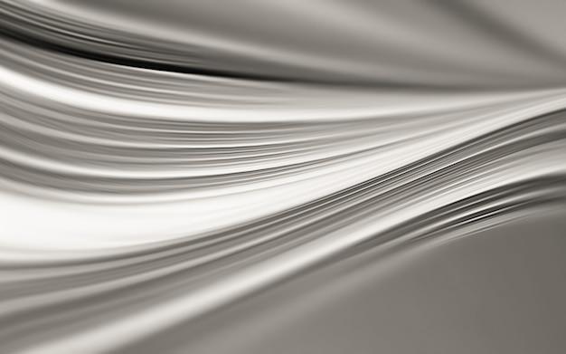 Abstrait chrome pour votre projet