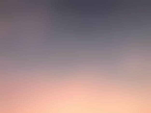 Abstrait ciel flou rose belle.