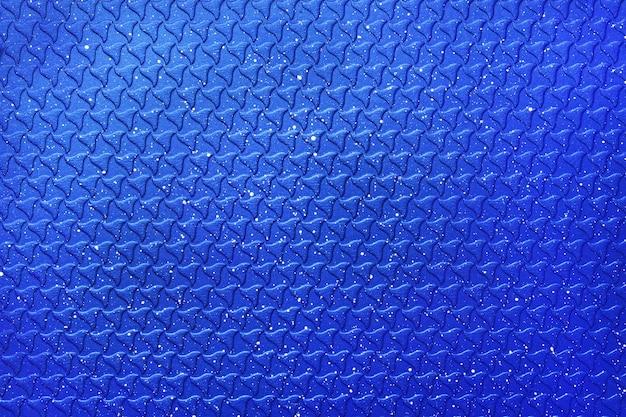 Abstrait clair de couleur bleue. texture cannelée. fond d'écran.