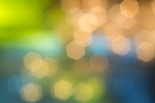 Abstrait coloré abstrait défocalisé