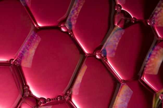 Abstrait coloré de forme géométrique. violet et violet
