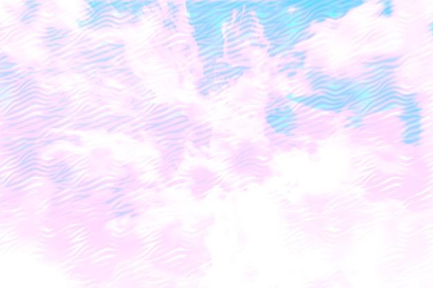Abstrait coloré surexposé