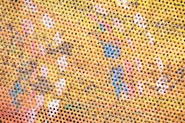 Abstrait coloré texture grunge